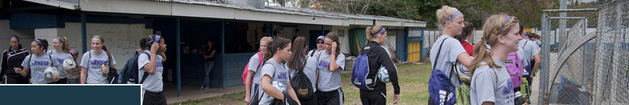 Womens Soccer Team Tour to Costa Rica