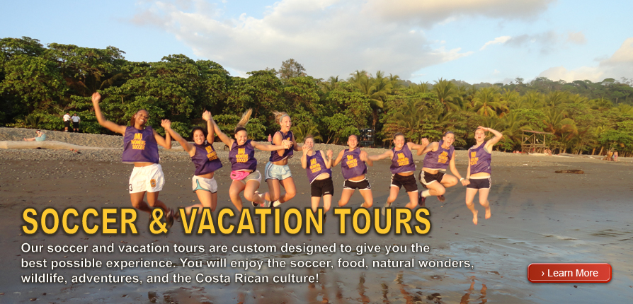 Vacation Tours to Costa Rica
