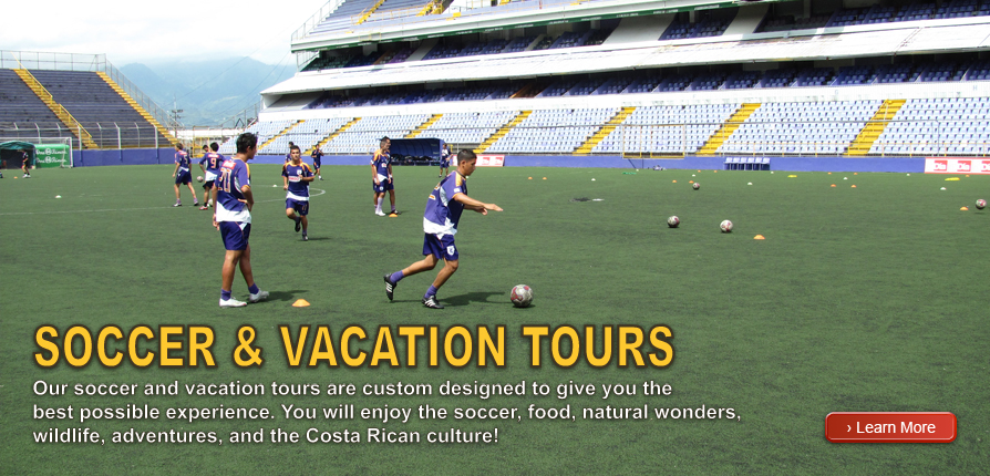 Soccer Tours to Costa Rica